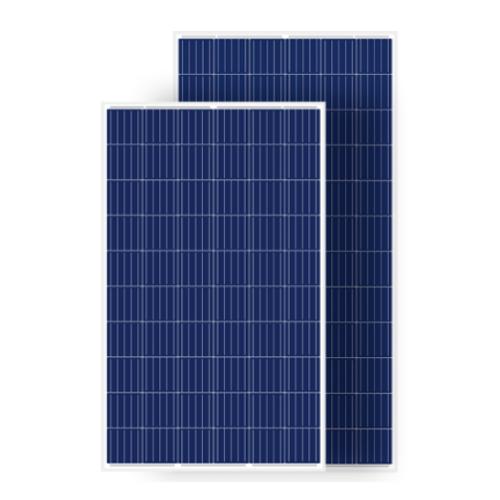 Hocheffizientes polykristallines Solarmodul